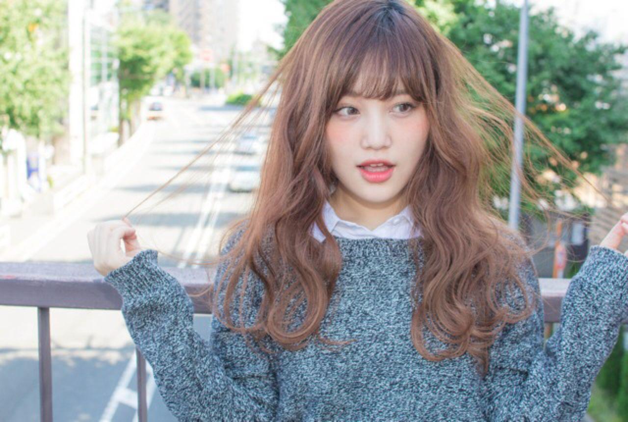 ザクザクがおしゃれ♡「シースルーバング」「ザクザクバング」でサクッとイメチェン☆ Fringe 染谷正