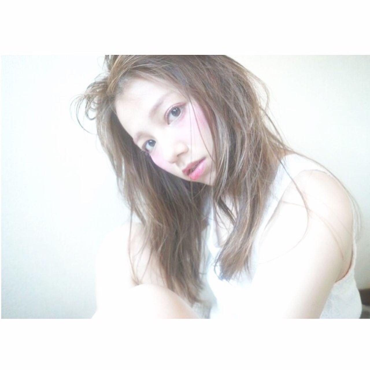 女の子はいつでも完璧でいたい。色落ちに悩むあなたへ。 kyohei shinmura / PAA