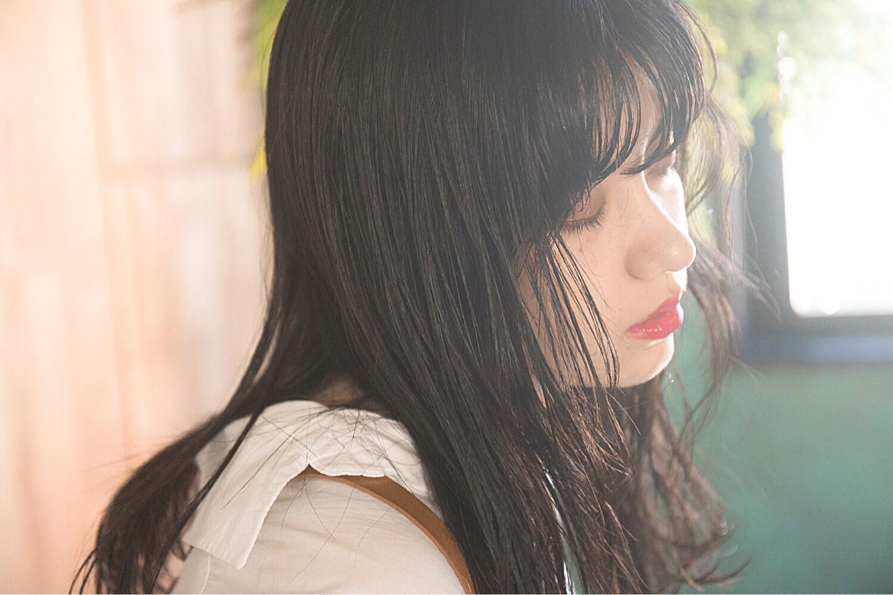 デート フェミニン ウェーブ ゆるふわ ヘアスタイルや髪型の写真・画像 | 永澤佑衣 / December