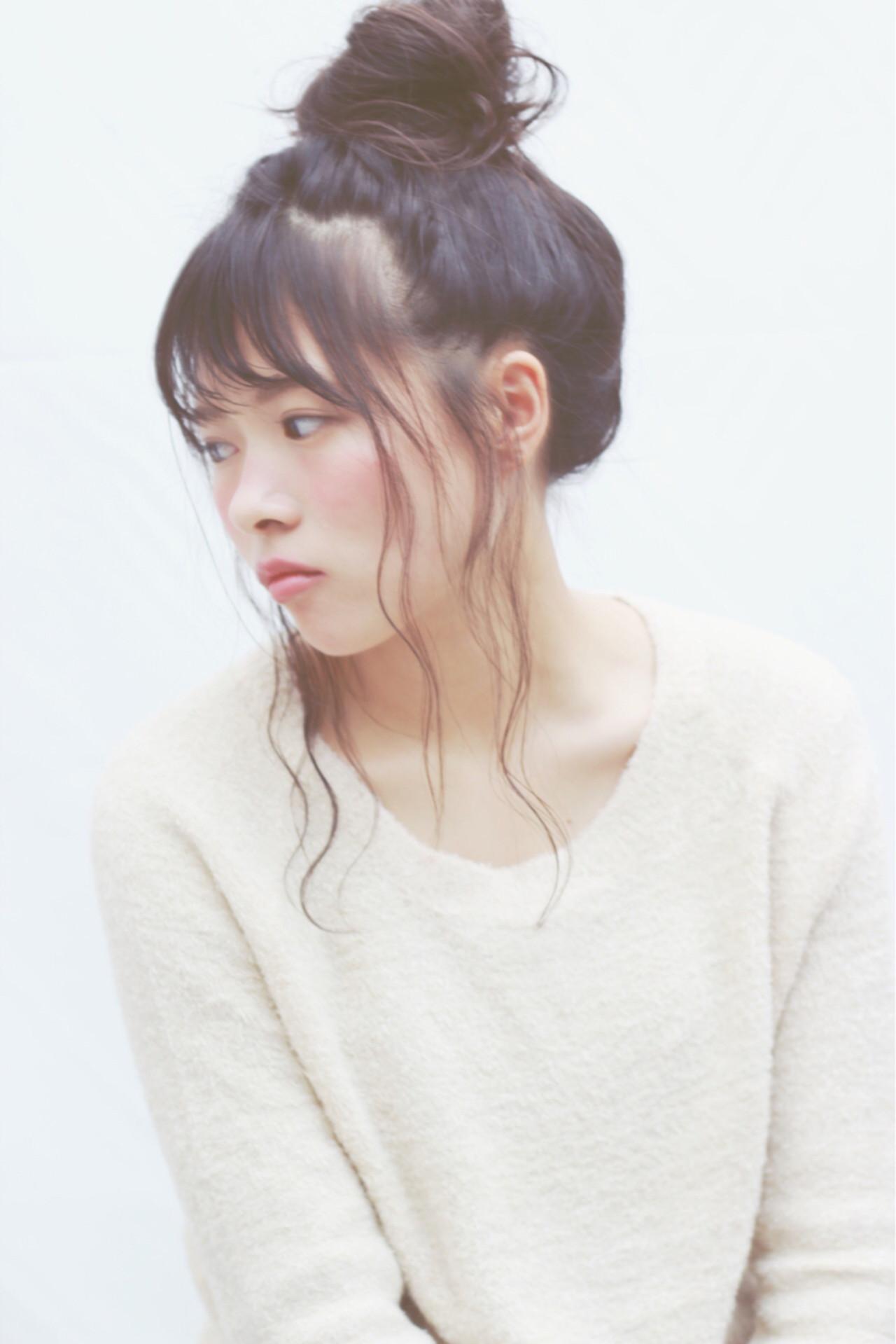 [詳しい方法付き]毎日をオシャレに飾りたい!誰でもできる簡単ヘアアレンジ特集 出典:大谷 伶美 / soin de brace