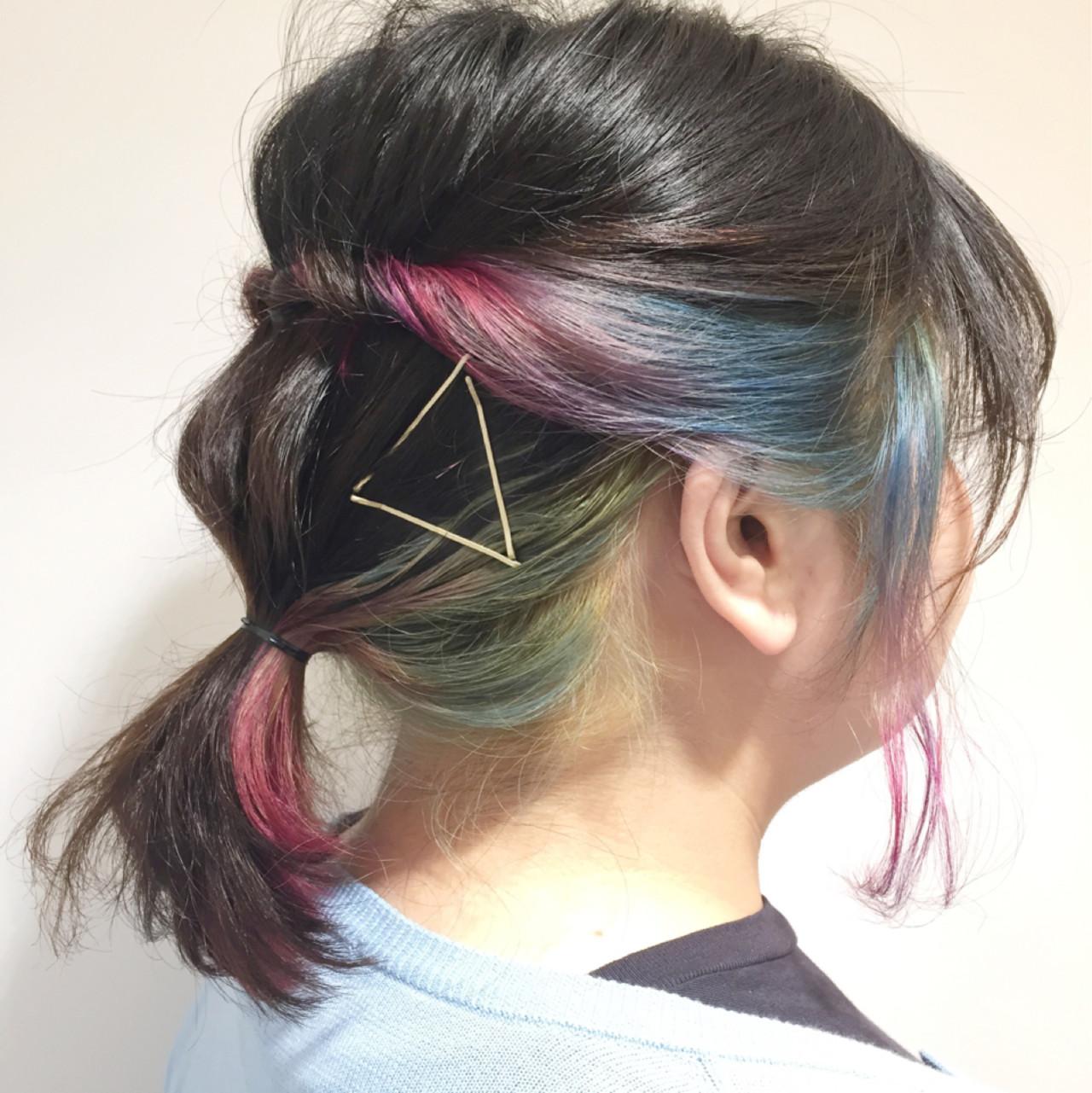 髪を春色に!パステルカラーで超絶可愛いヘアをGET♡ Miki Nakajima / IMAJINE by FRANCK PROVOST