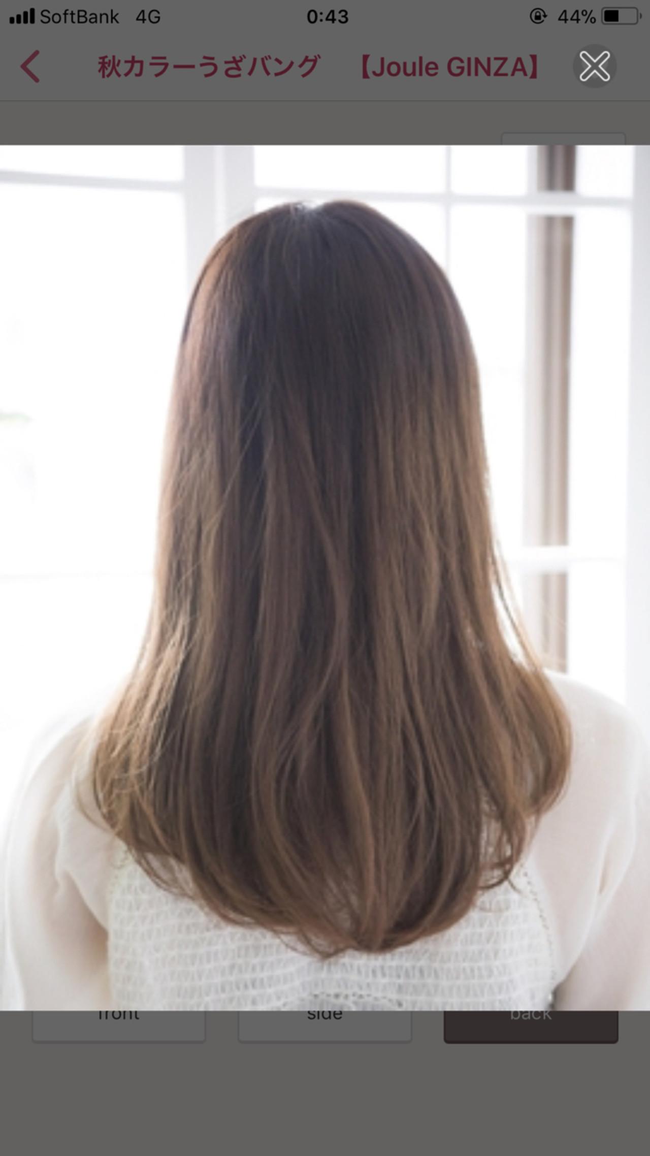 ヘアアレンジ ロング アウトドア フェミニン ヘアスタイルや髪型の写真・画像 | 荒井史行 / Joule 銀座 (ジュール)