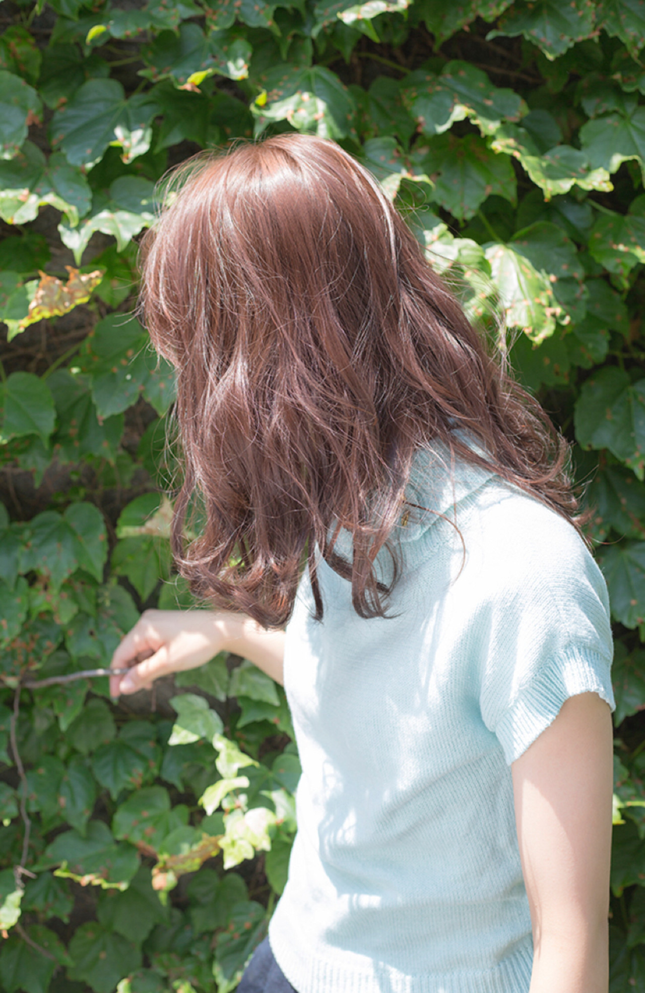 """2016年トレンドカラー""""くすみピンク""""に合うヘアスタイル大特集♡ 花本 昇誉"""
