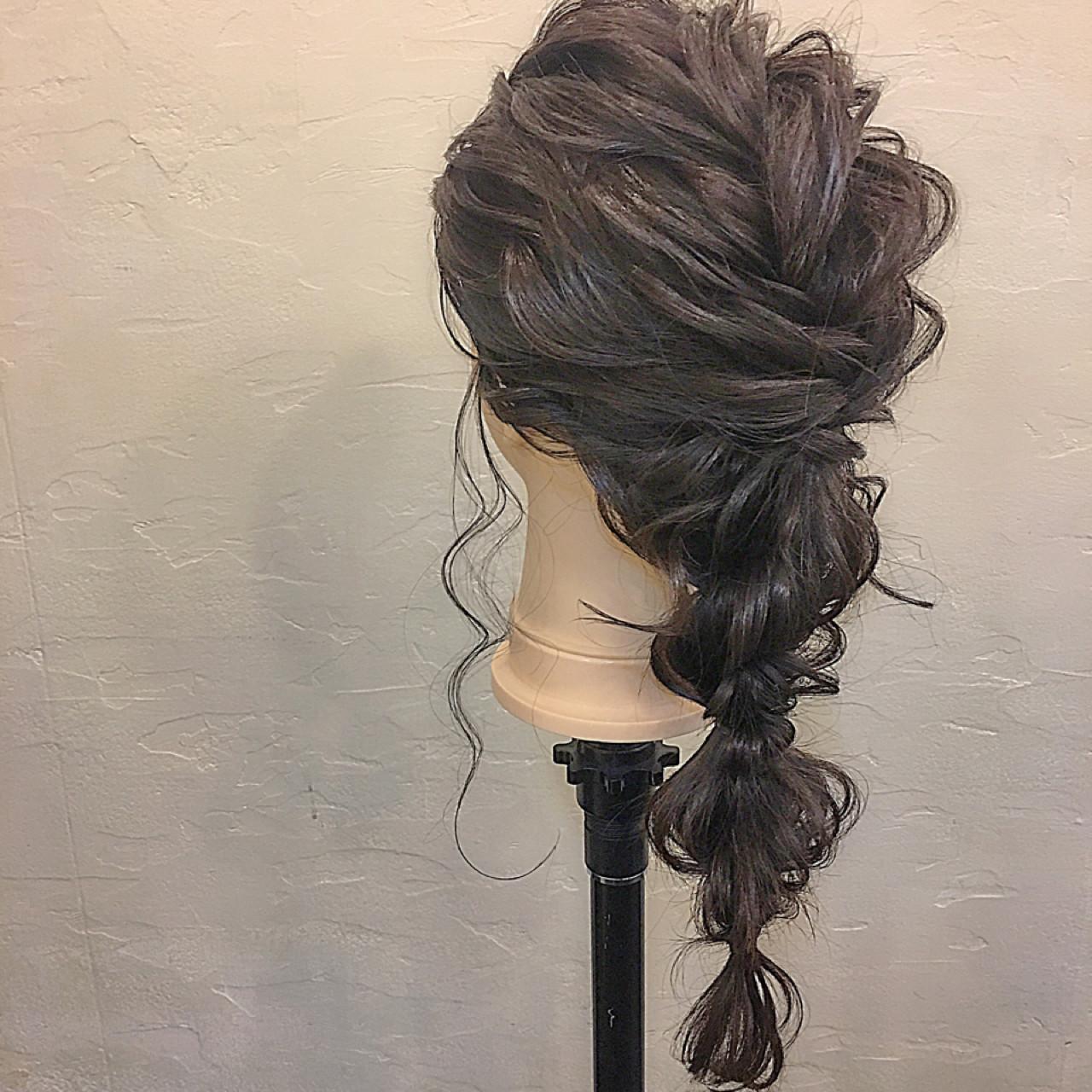 ショート ロング ナチュラル 夏 ヘアスタイルや髪型の写真・画像 | 上杉 / 大阪