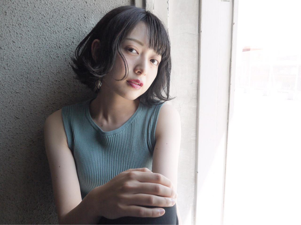 ナチュラル グレージュ 大人かわいい モテ髪 ヘアスタイルや髪型の写真・画像 | HIROKI / roijir / roijir