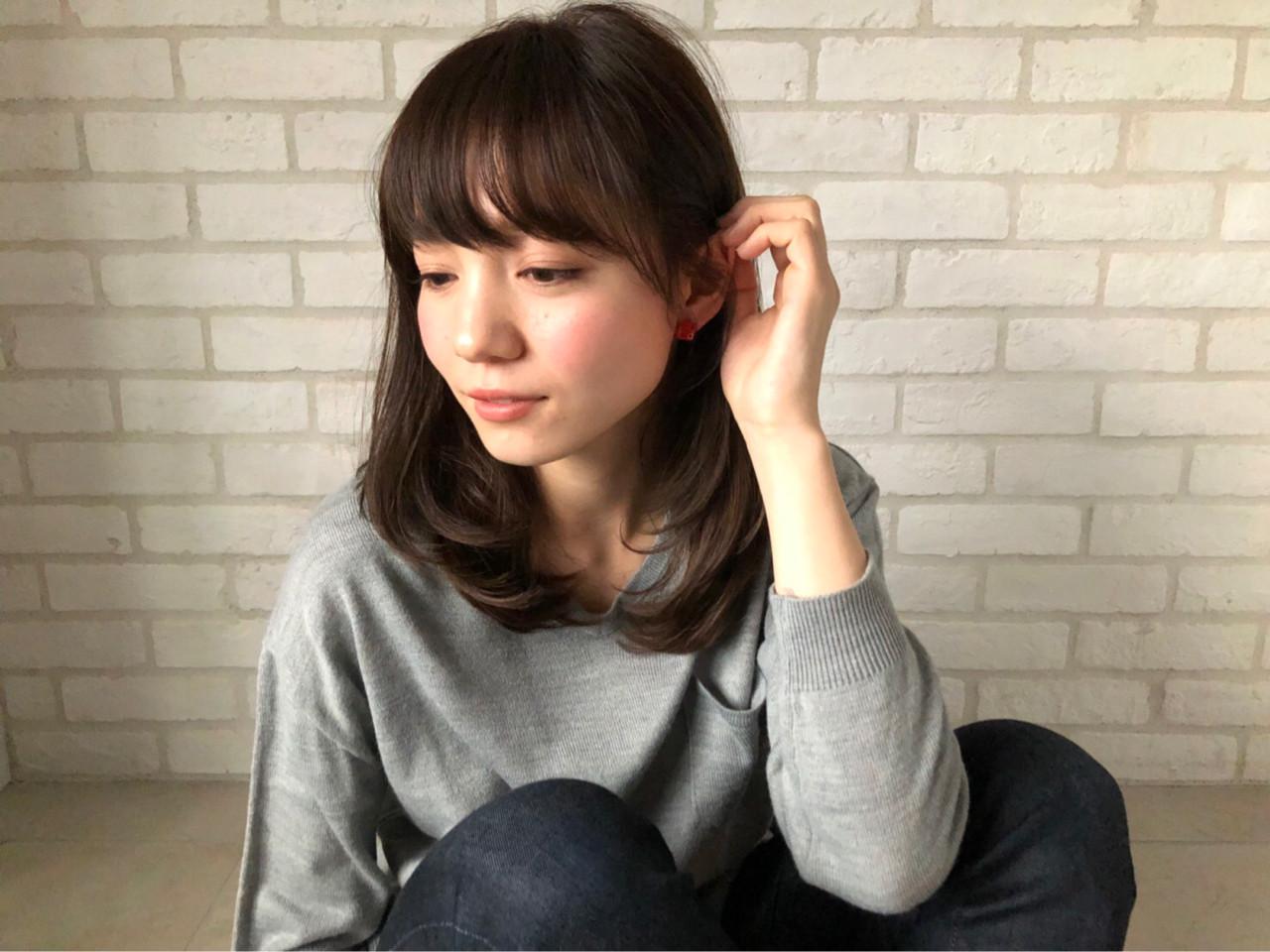 ヘアアレンジ デート 簡単ヘアアレンジ アウトドア ヘアスタイルや髪型の写真・画像 | 松下哲士 / GARDEN aoyama