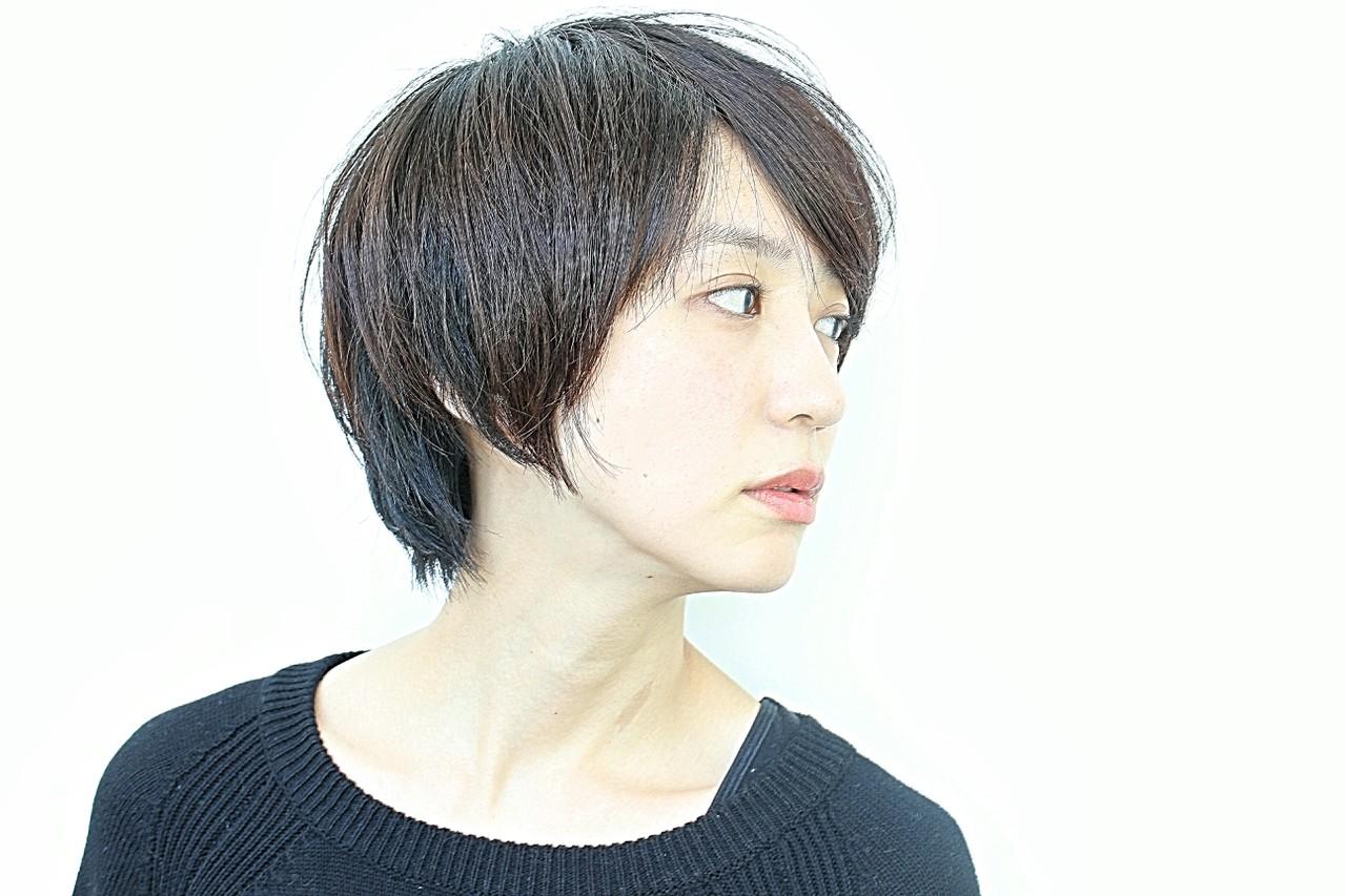 ピュア ゆるふわ ナチュラル 黒髪 ヘアスタイルや髪型の写真・画像 | 岩亀光一 / JIJI by worthwhile
