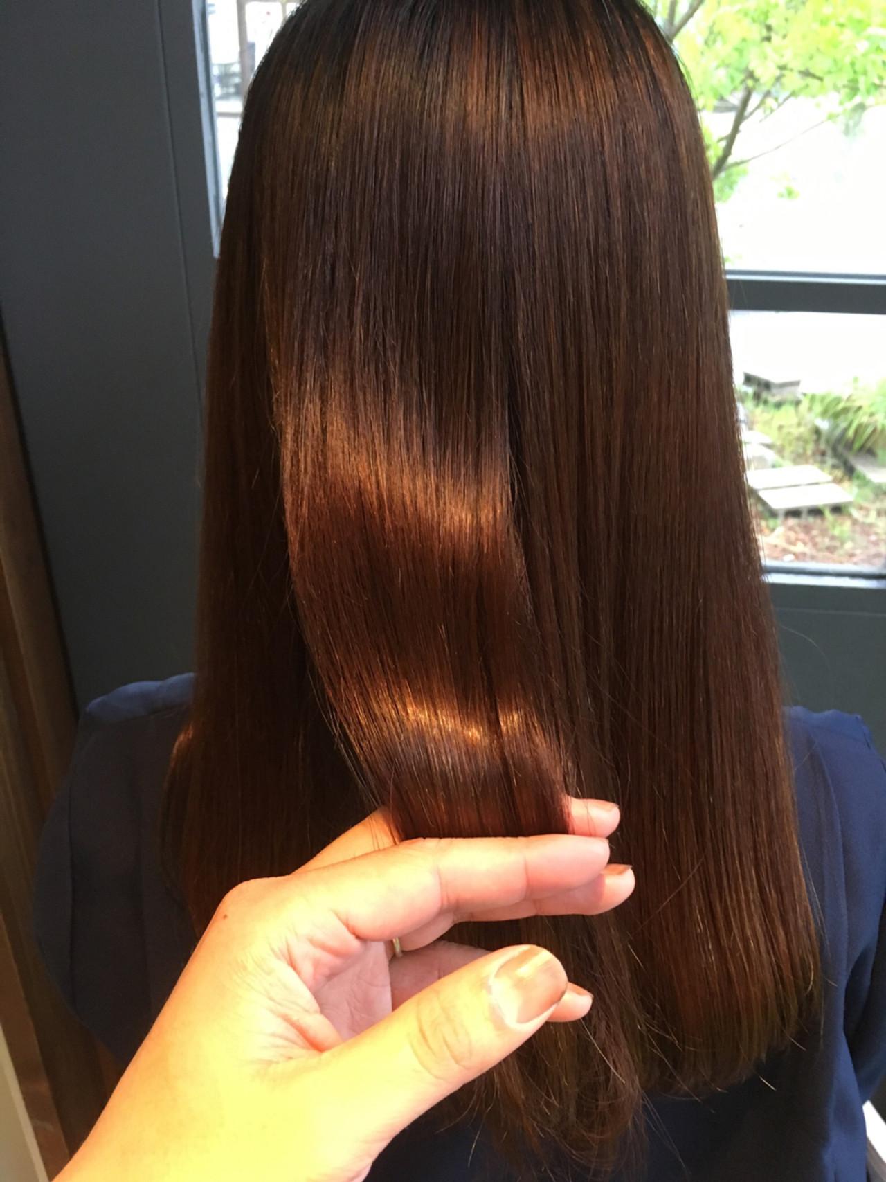 縮毛矯正 雨の日 パーマ 梅雨 ヘアスタイルや髪型の写真・画像 | 山下 翔平 / Hair Space TOM