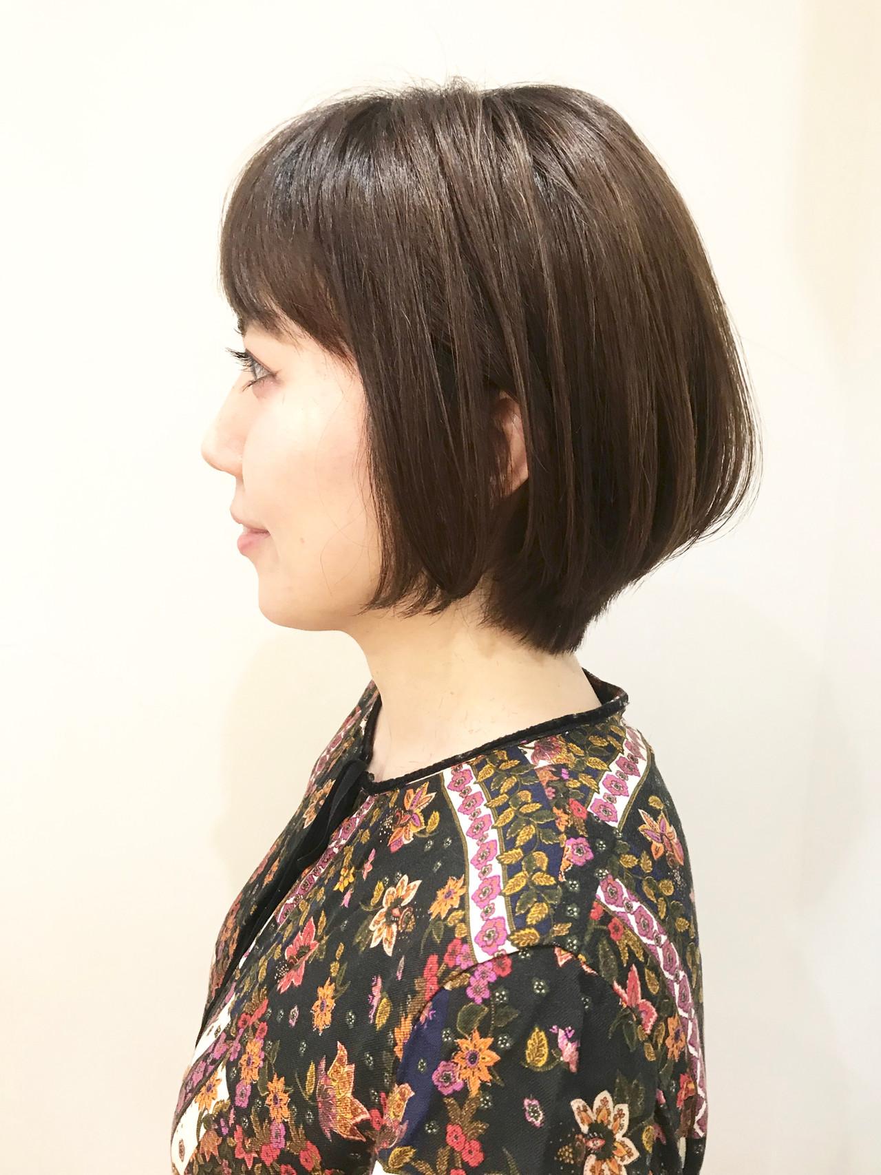 ショートヘア 小顔ショート デート ショート ヘアスタイルや髪型の写真・画像 | 大人可愛い【ショート・ボブが得意】つばさ / VIE