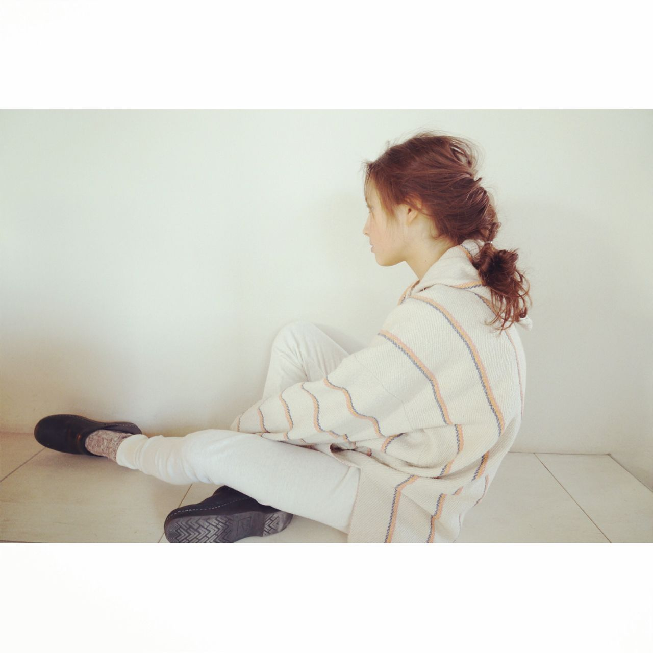 ヘアスタイルだってエフォートレス!抜け感は作ってなんぼ♡まとめ髪特集! YAMASHITA / nanuk