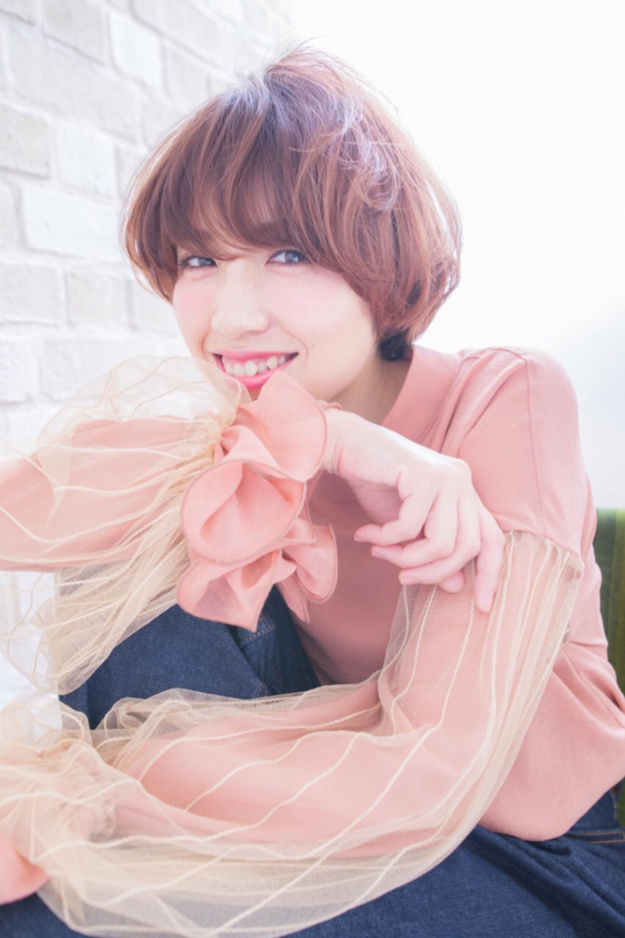 こなれ感 大人女子 愛され 小顔 ヘアスタイルや髪型の写真・画像   yuunn /