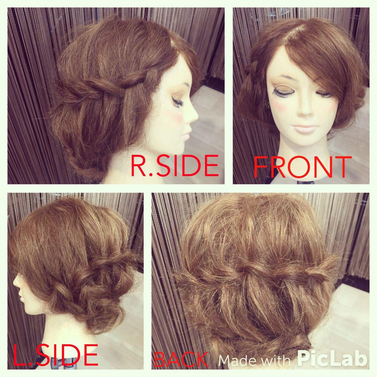 ストリート 波ウェーブ ヘアアレンジ セミロング ヘアスタイルや髪型の写真・画像 | 鈴木 健太郎 / ShuKRun