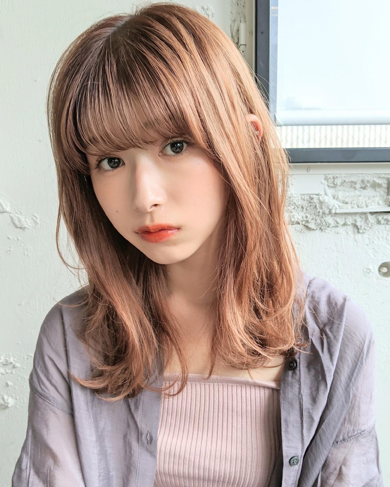 ウルフカット 大人カジュアル コテ巻き ベリーショートヘアスタイルや髪型の写真・画像