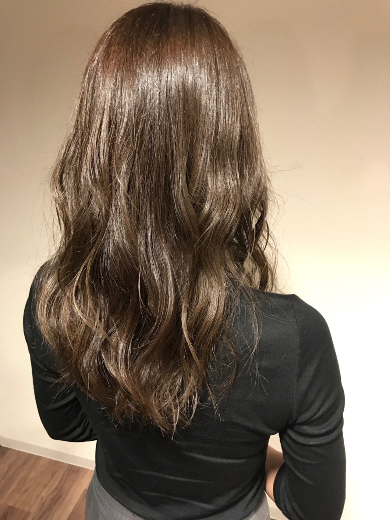 ロング ナチュラル ウェーブ 無造作 ヘアスタイルや髪型の写真・画像 | Akira Takishima / BOTANIUM