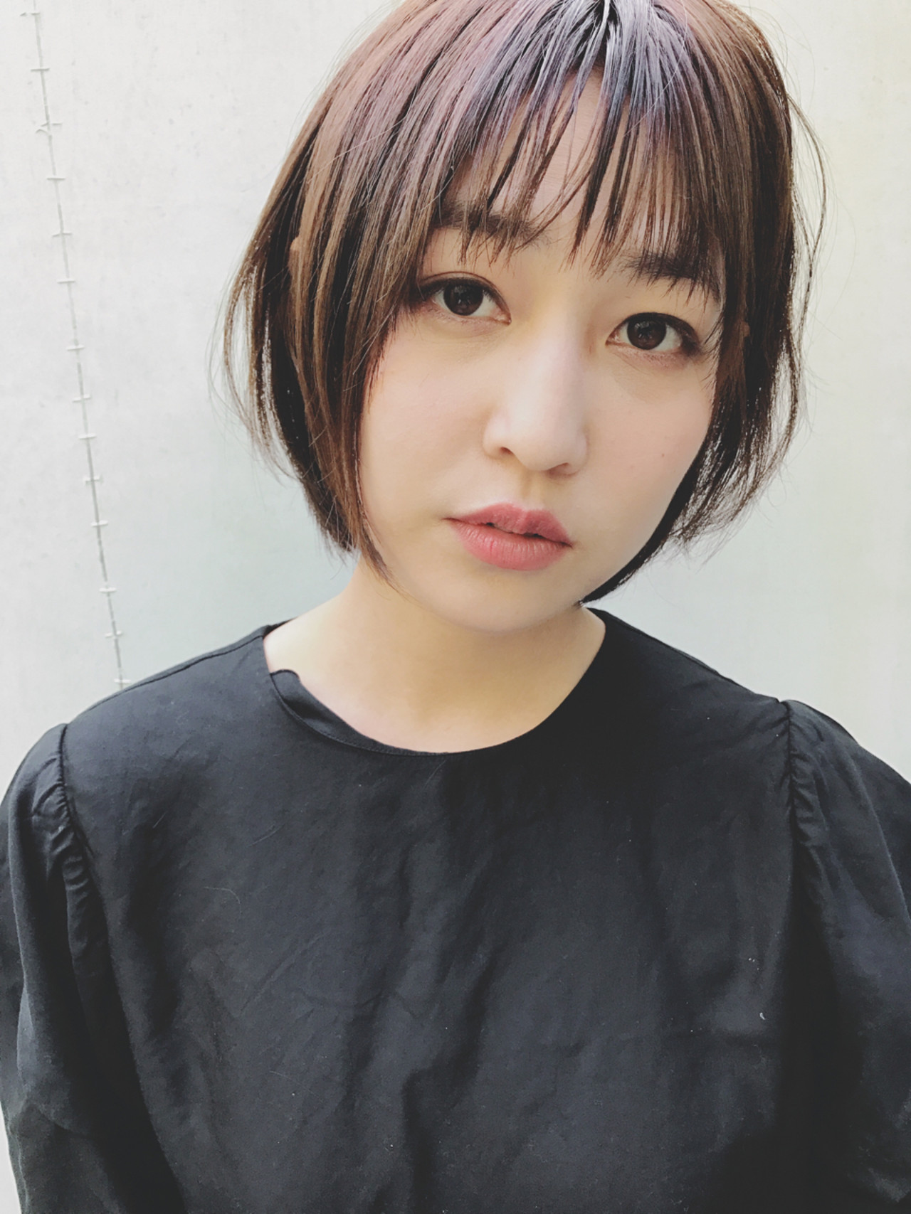 ストリート ラフ 大人かわいい ショート ヘアスタイルや髪型の写真・画像 | 間島 勇大 / Gigi