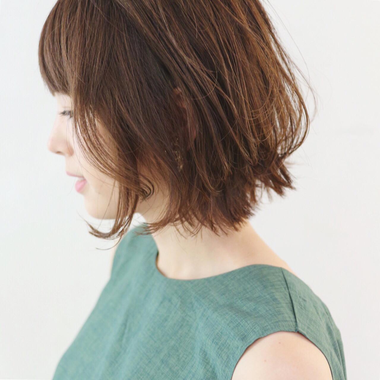ニュアンスパーマ パーマ デート グレージュ ヘアスタイルや髪型の写真・画像 | 三好 佳奈美 / Baco.(バコ)