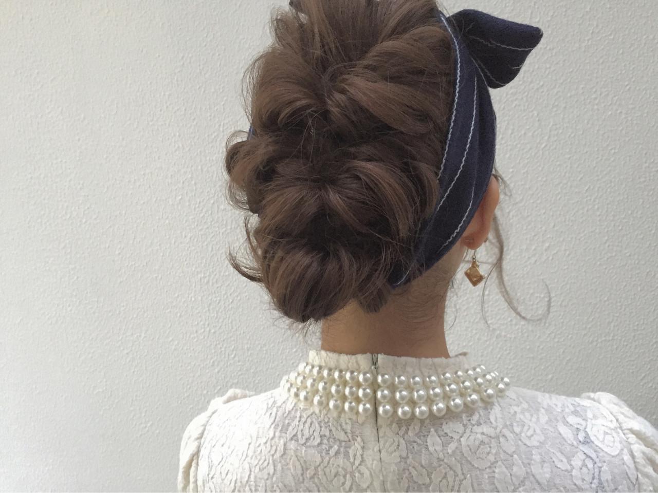 [詳しい方法付き]毎日をオシャレに飾りたい!誰でもできる簡単ヘアアレンジ特集 出典:三大寺 慶悟 / CHEST KOBE