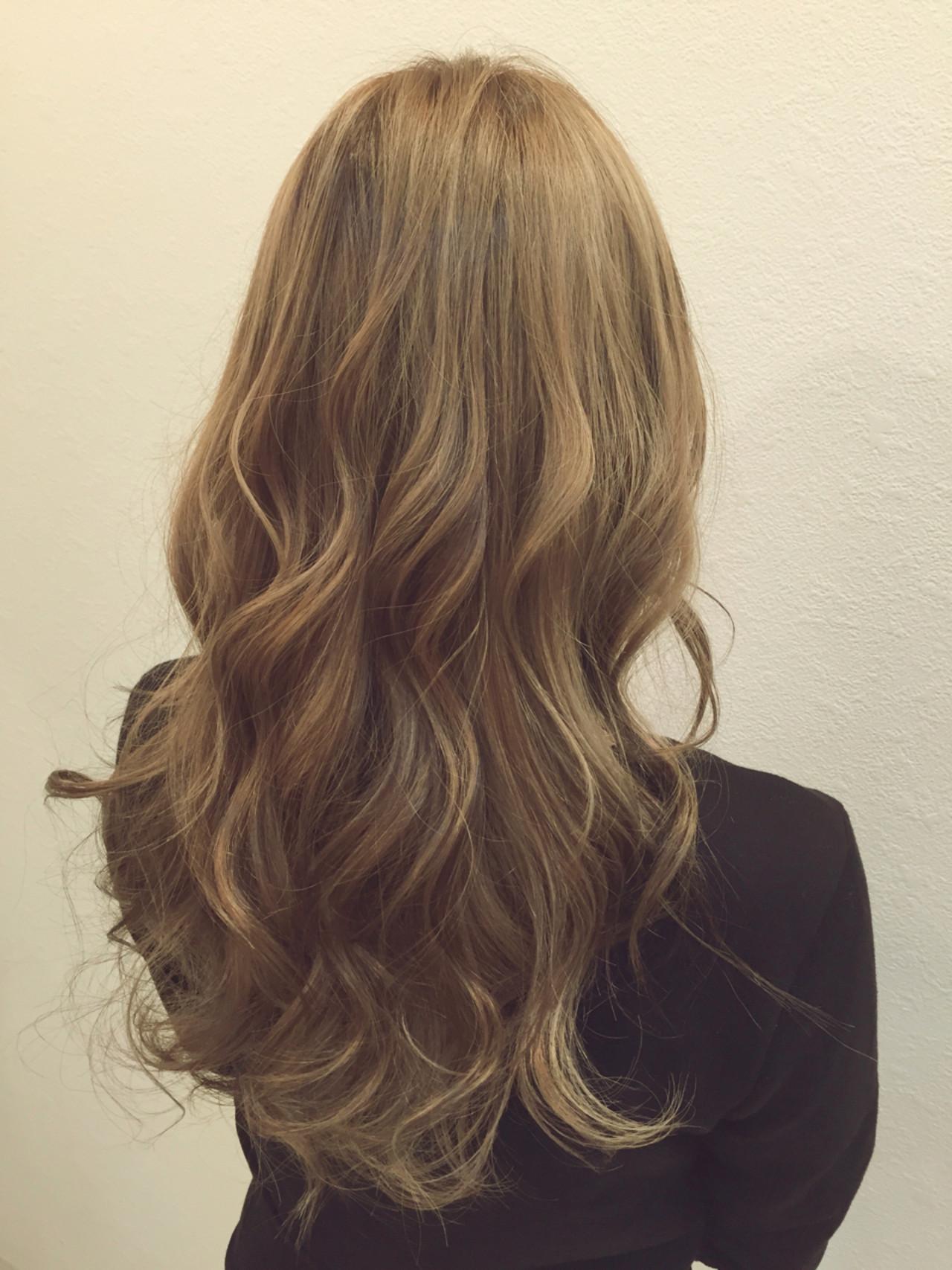 ストリート アッシュ ローライト ハイトーンヘアスタイルや髪型の写真・画像