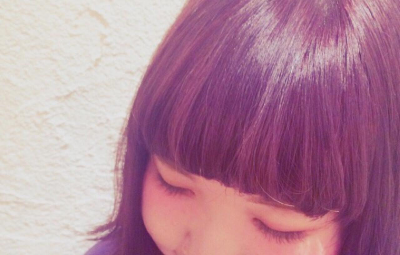 野暮ったく見えない!イマドキの姫カットで小顔&モテをGET♡ 竹内まゆ / Barrette