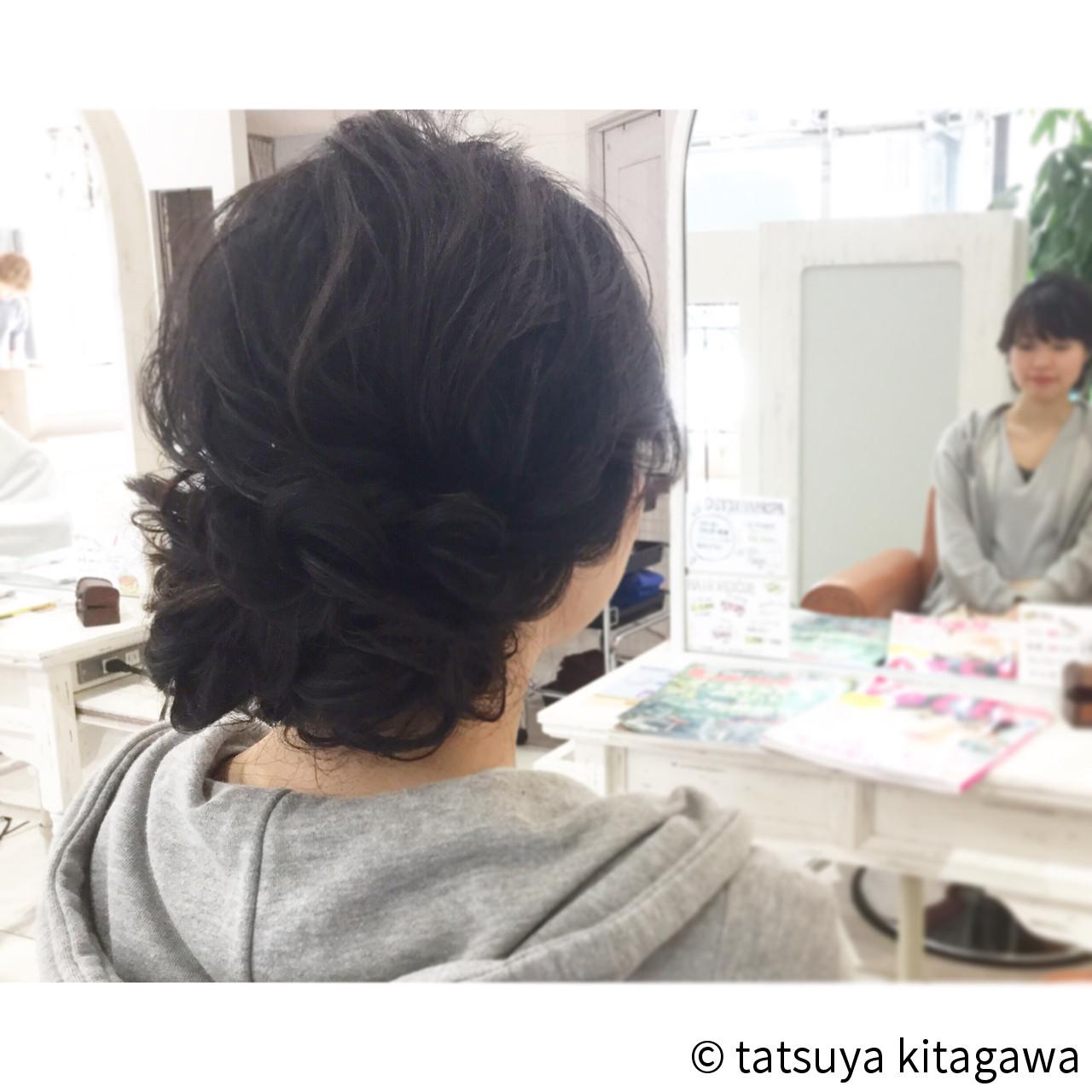 ゆるふわ ガーリー アッシュ ロング ヘアスタイルや髪型の写真・画像 | tatsuya kitagawa / clarity 京都駅前本店