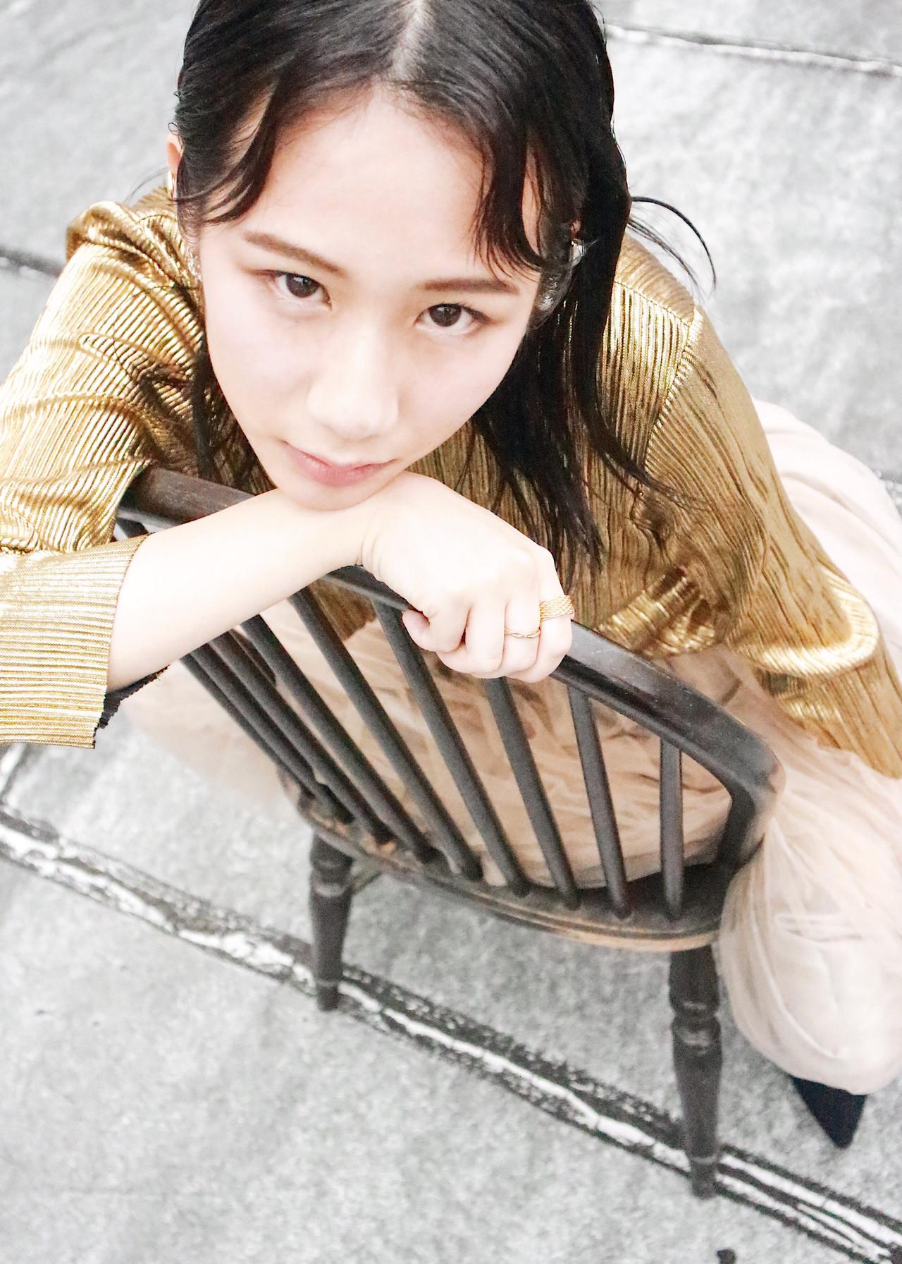 フェミニン ロング ヘアスタイルや髪型の写真・画像 | 熊谷 公亮 / toiro