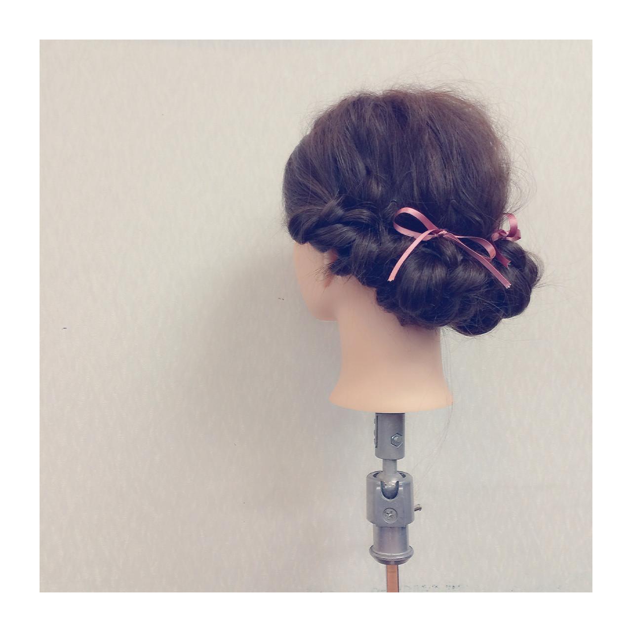 ゆるふわ ショート 簡単ヘアアレンジ 大人かわいい ヘアスタイルや髪型の写真・画像 | ヤマナカサトル / DIOR of Hair