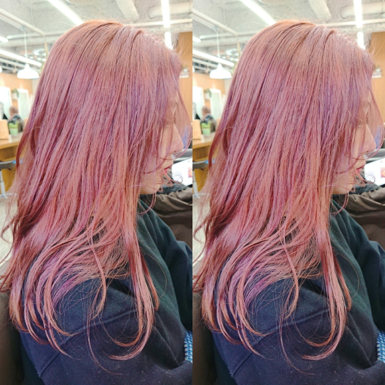 銀座美容室 ロング ヘアスタイル TOKIOトリートメント ヘアスタイルや髪型の写真・画像 | MATSUDA / HAIR DERA'S 中央通り店