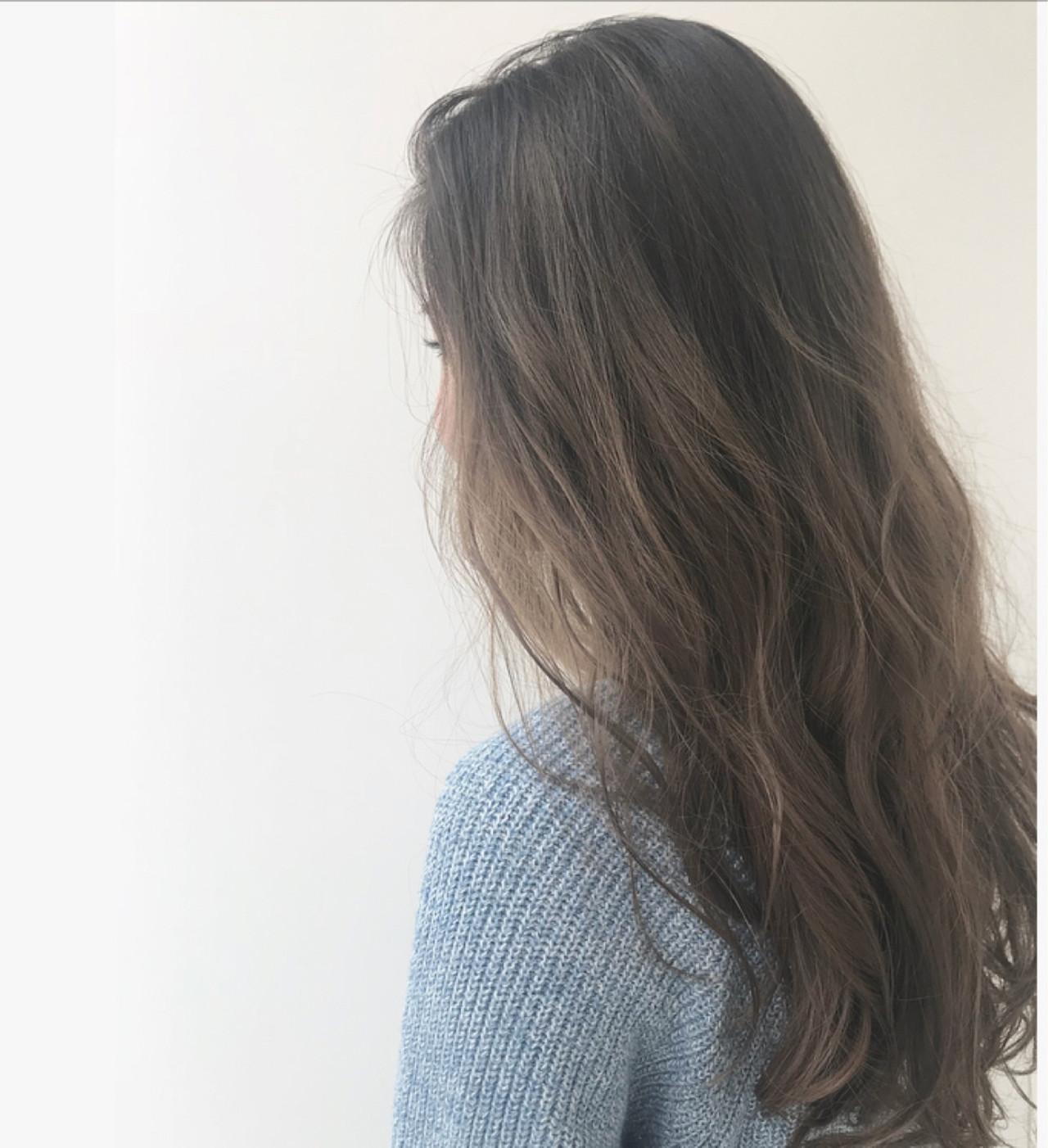 外国人風 ストリート アッシュ 外国人風カラー ヘアスタイルや髪型の写真・画像 | 村井優紀 / FITS CORE フィッツコア