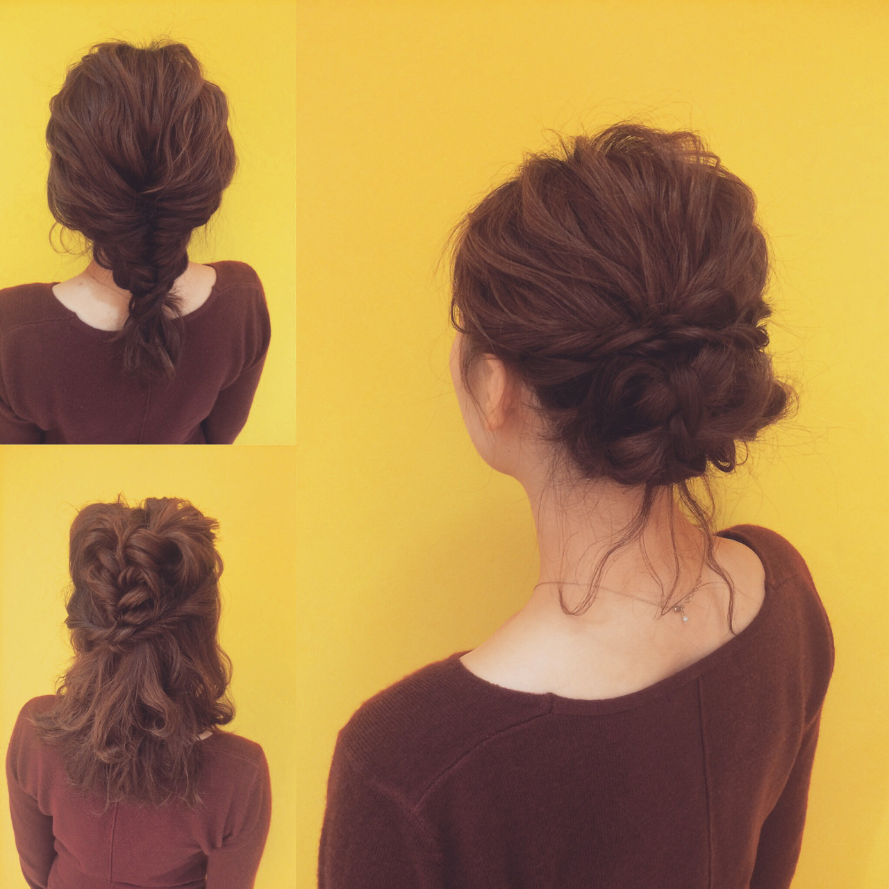 大人かわいい ショート ミディアム ゆるふわ ヘアスタイルや髪型の写真・画像 | 岩山 葵 / NOBLE