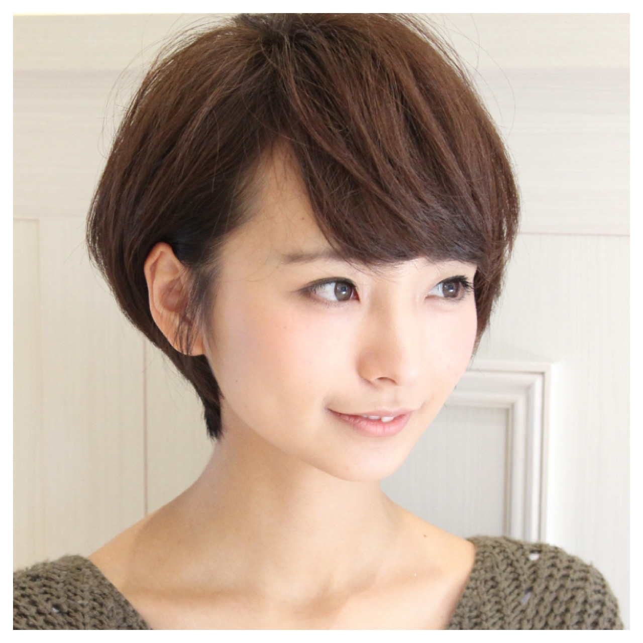 ミルクティー ショート こなれ感 ボブ ヘアスタイルや髪型の写真・画像 | Masanori Yamasaki / Reuna(レウナ)
