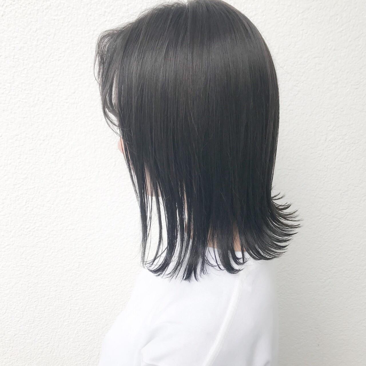 ナチュラル 外国人風カラー ボブ アッシュ ヘアスタイルや髪型の写真・画像 | grace by afloat 大山宏輔 / grace by afroat