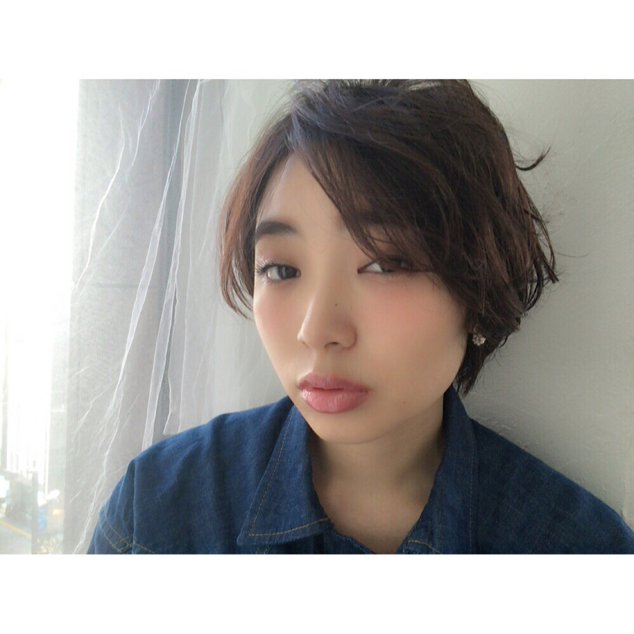 どんなイメージになりたい?前髪ありと前髪なしを徹底分析! joemi 大久保 瞳