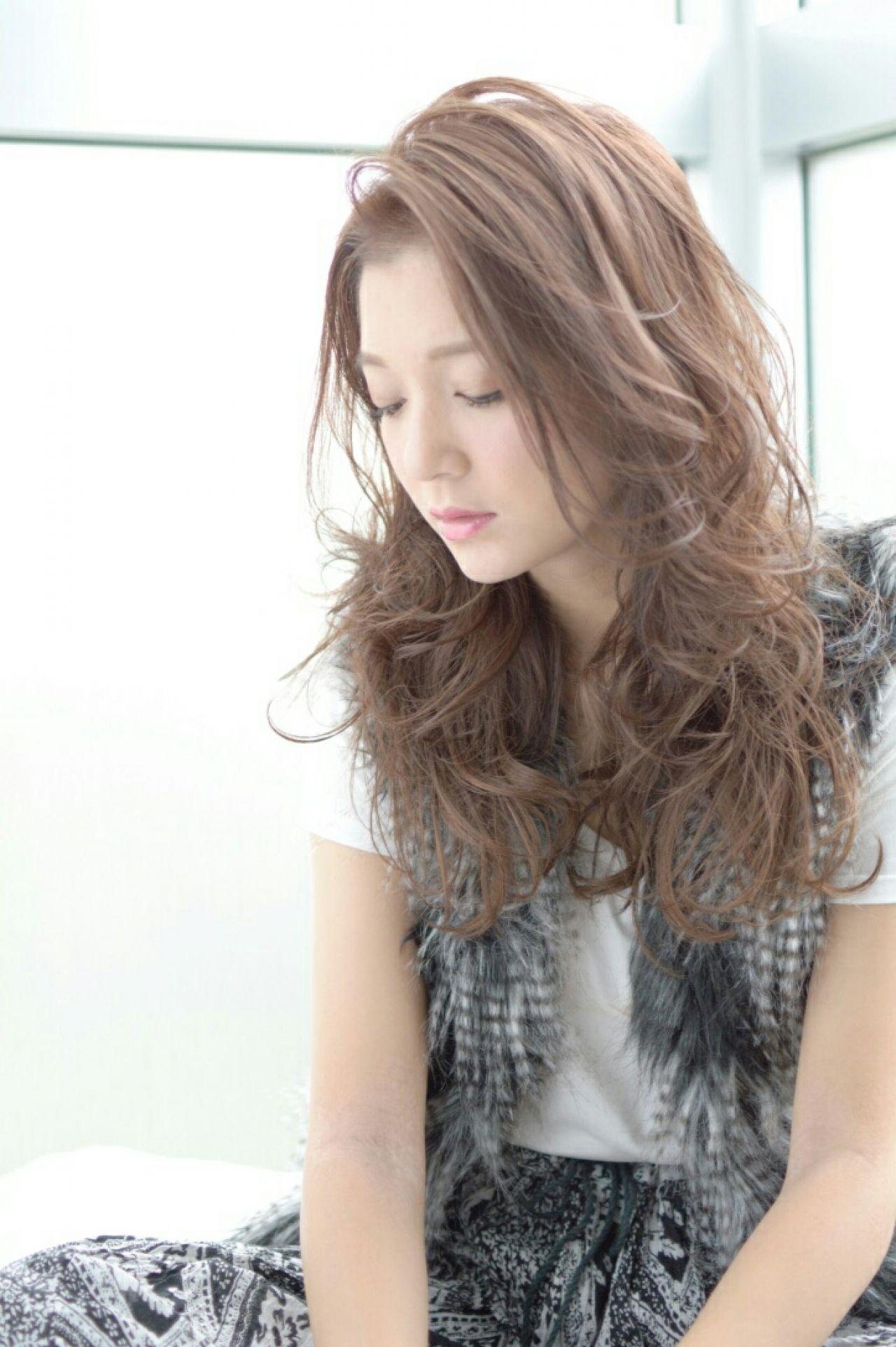 色気がググッと急上昇♡今流行りの「91ヘア」の魅力に迫る。 萩原 翔志也 / vicca