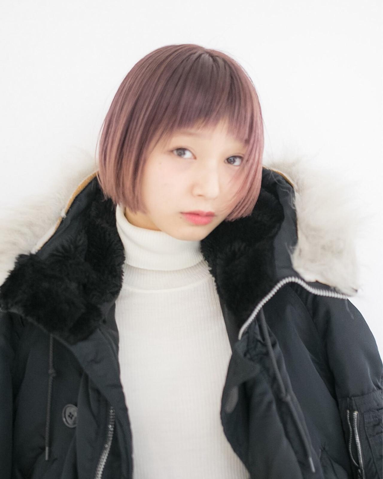 気分はパステル*ハイトーンで作るひたすらに可愛いヘアカラーご紹介。 松尾 芳晴 / SOCO