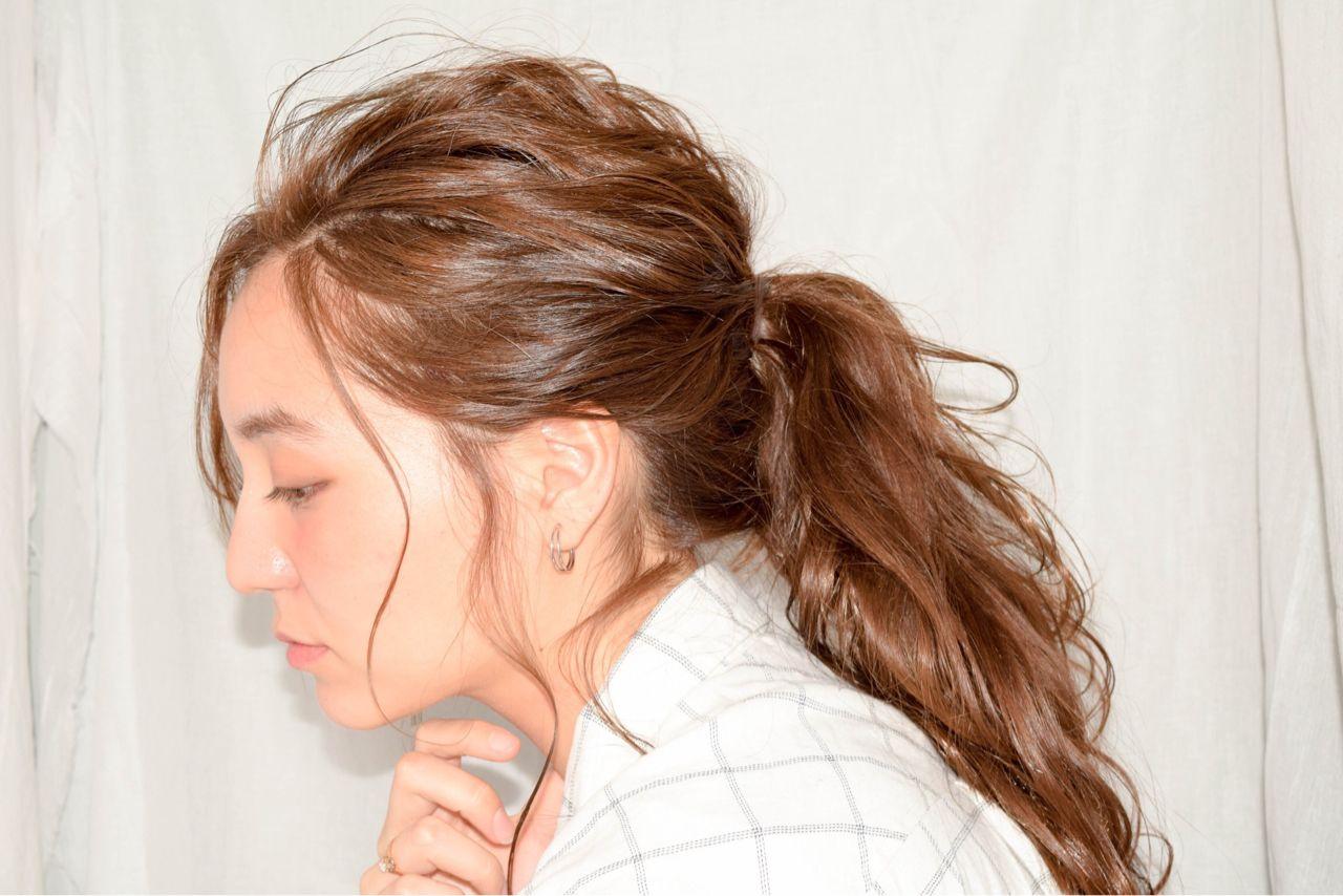 大人のお手軽ヘアアレンジがここに集結![ヘアアレンジ記事まとめ] Masaya Tokuta / HOEKHOEK