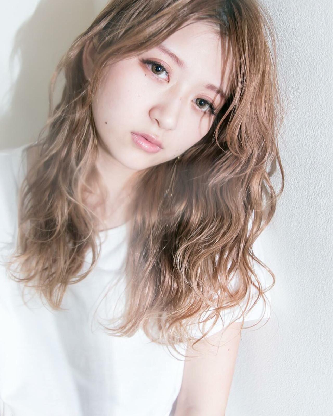 男ゴコロをくすぐる絶妙な色気♡夏を楽しむウェットヘア。 清野 晃 / SLAP / Wel