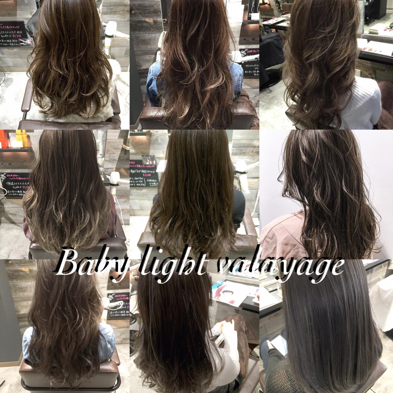 ストリート ブラウン アッシュ 外国人風 ヘアスタイルや髪型の写真・画像 | 長谷川 龍太 / hair design tea