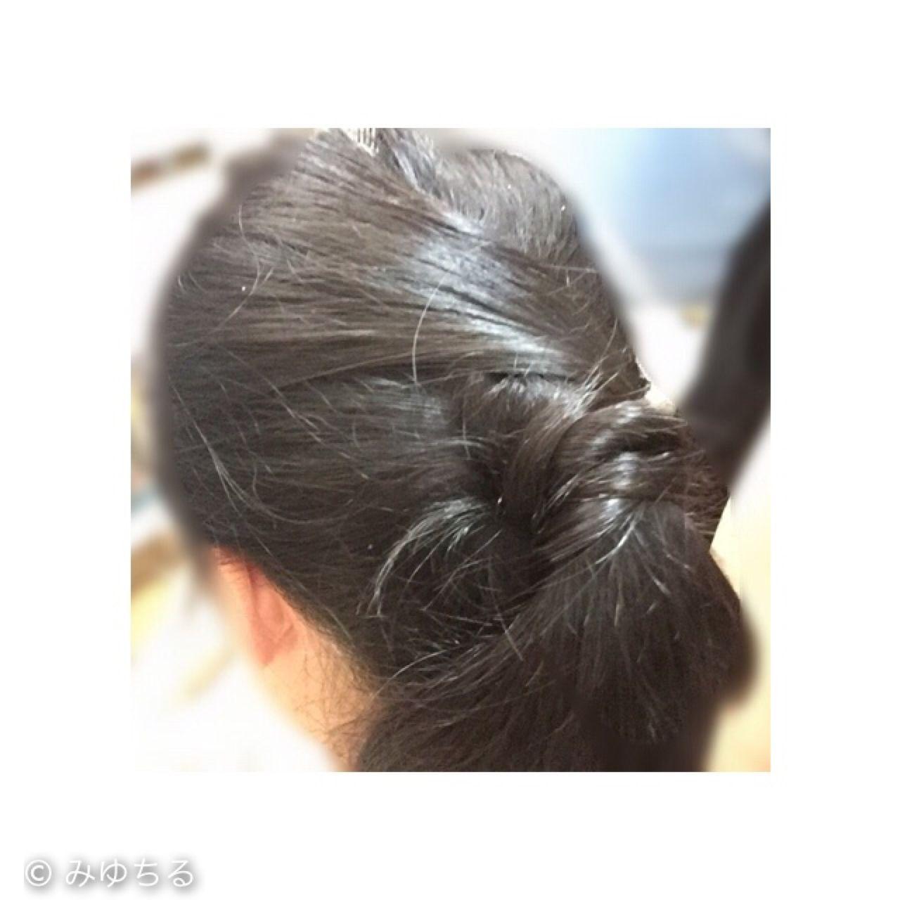 ナチュラル 大人かわいい フェミニン ロング ヘアスタイルや髪型の写真・画像 | みゆちる /