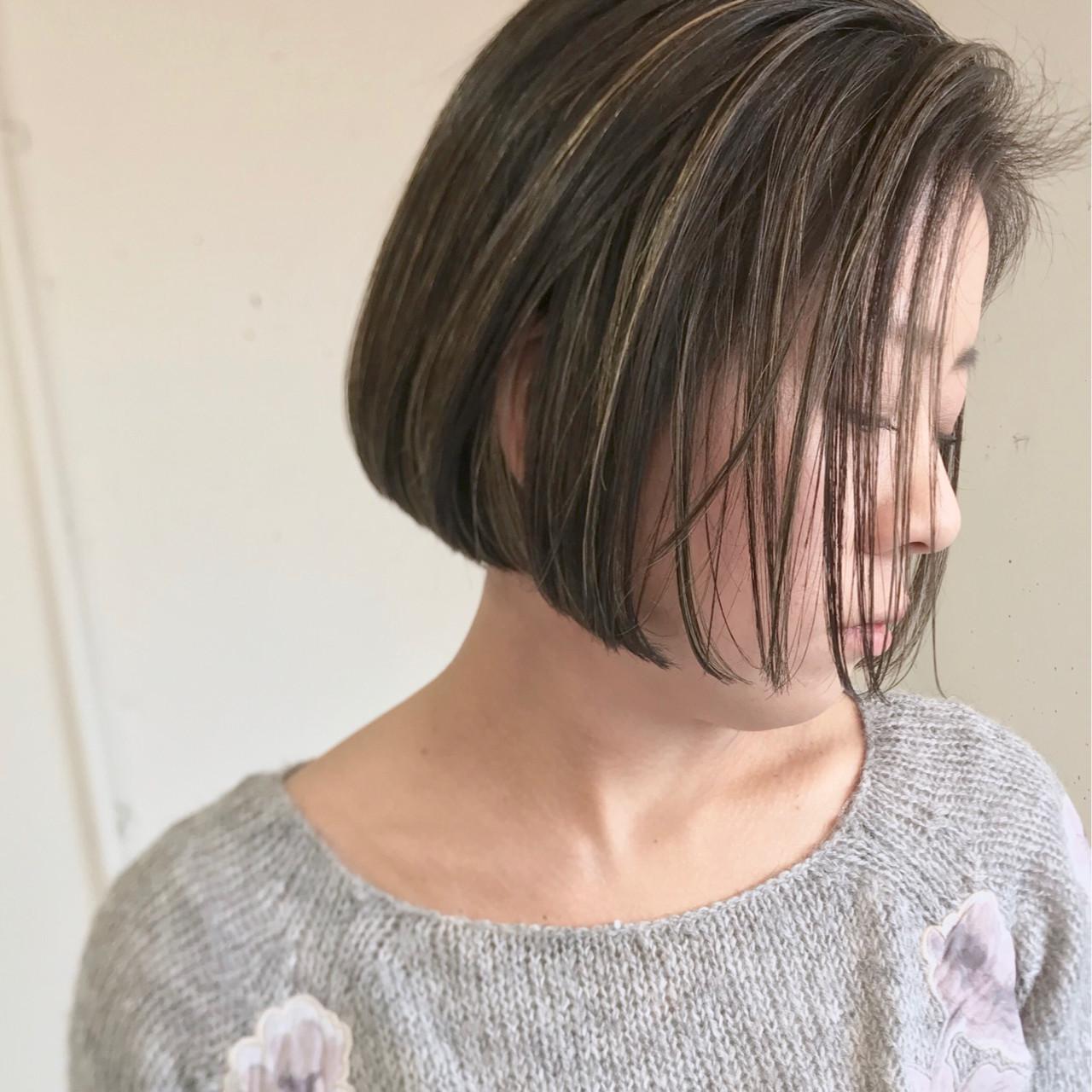切りっぱなし ゆるふわ グラデーションカラー 外国人風 ヘアスタイルや髪型の写真・画像   sowi 阿部 辰也 / sowi hair design ソーイ