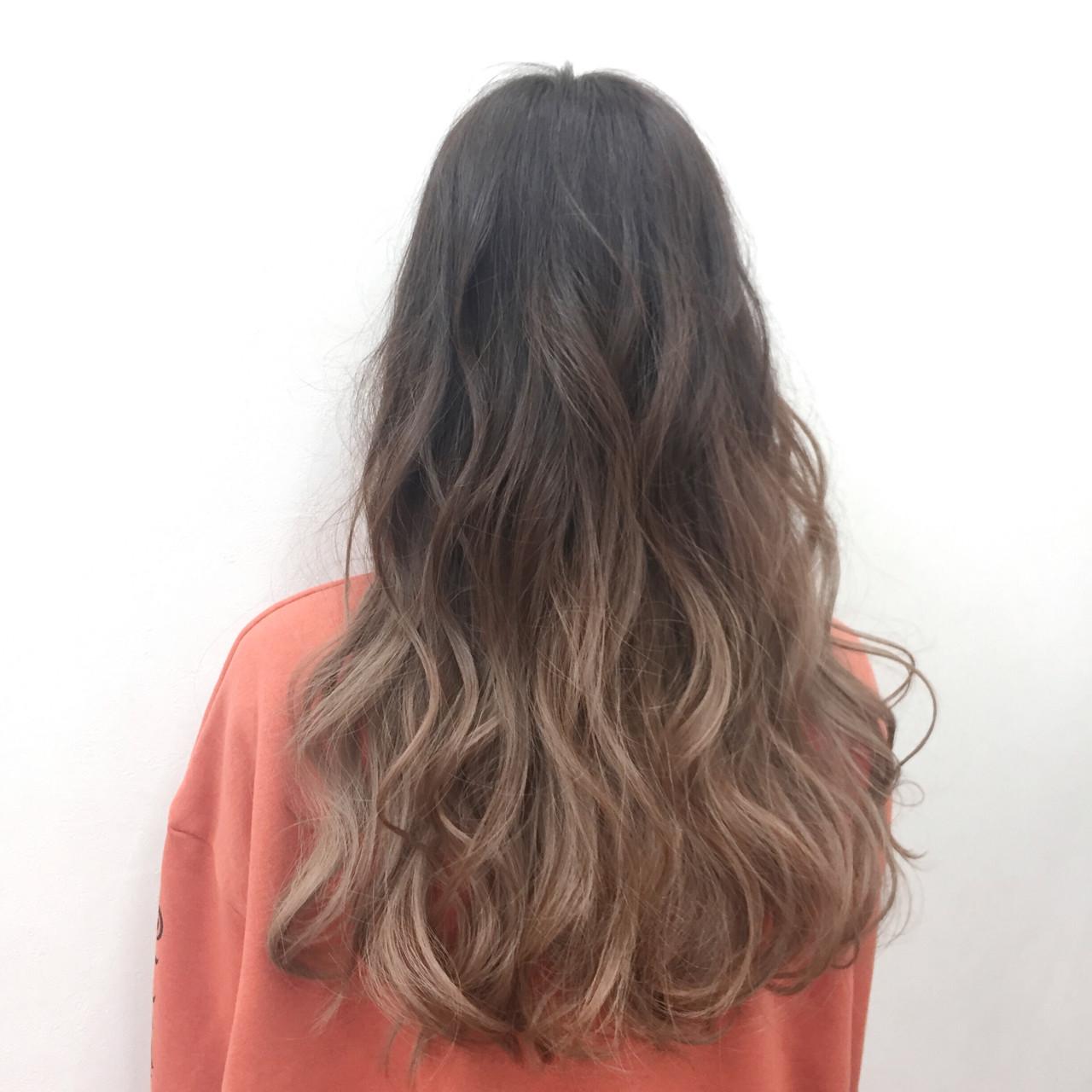 ピンク ベージュ ミルクティー 春ヘアスタイルや髪型の写真・画像