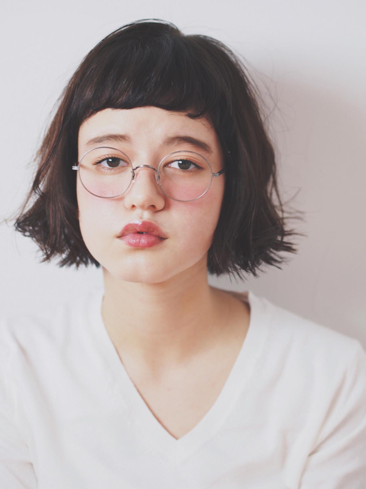 前髪あり パーマ 外国人風 アッシュ ヘアスタイルや髪型の写真・画像 | Natsuko Kodama 児玉奈都子 / dydi