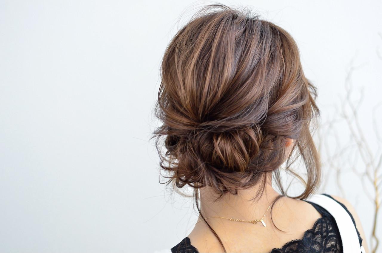 外国人風 ゆるふわ 簡単ヘアアレンジ フェミニン ヘアスタイルや髪型の写真・画像 | Nakayama Youhei / JUNO