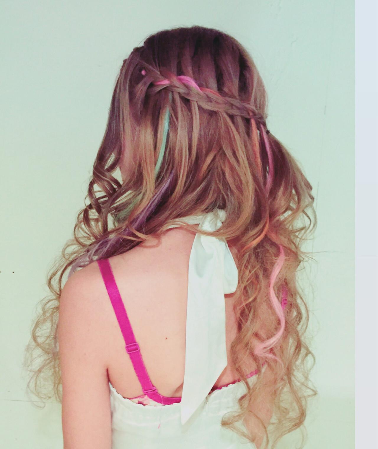 髪を春色に!パステルカラーで超絶可愛いヘアをGET♡ ナミナミ / BELLE GROW GROUP