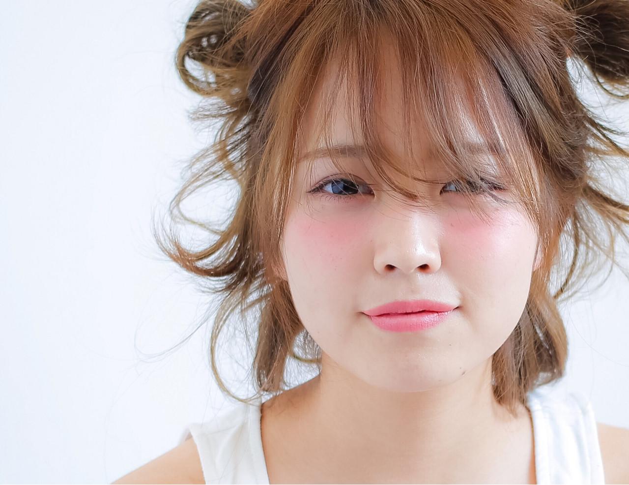 ヘアアレンジ ハーフアップ フェミニン 簡単ヘアアレンジ ヘアスタイルや髪型の写真・画像 | 小笠原 淳 / hair make No.8(ヘアメイクエイト)