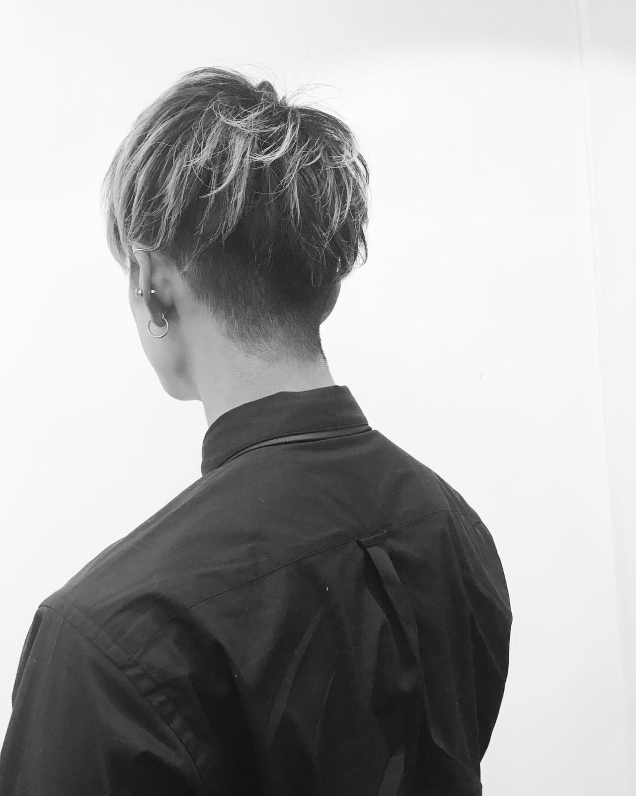 ショート メンズショート メンズカット メンズスタイル ヘアスタイルや髪型の写真・画像 | 飯島 直彬 / SEES HAIR