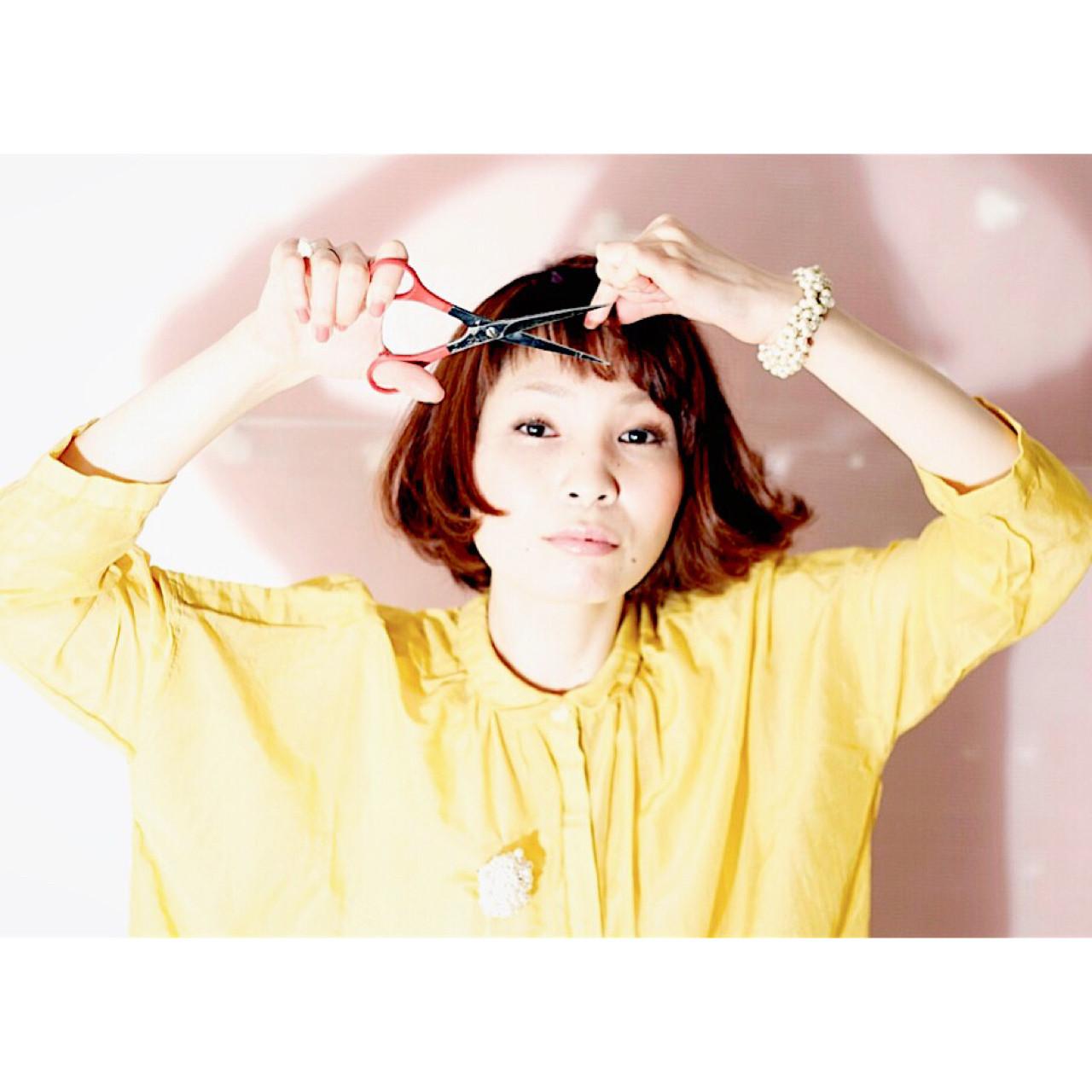 好印象をGETしたい!初心者でもできる前髪ヘアアレンジ Rikiya Sakamoto / ディーズガレージ