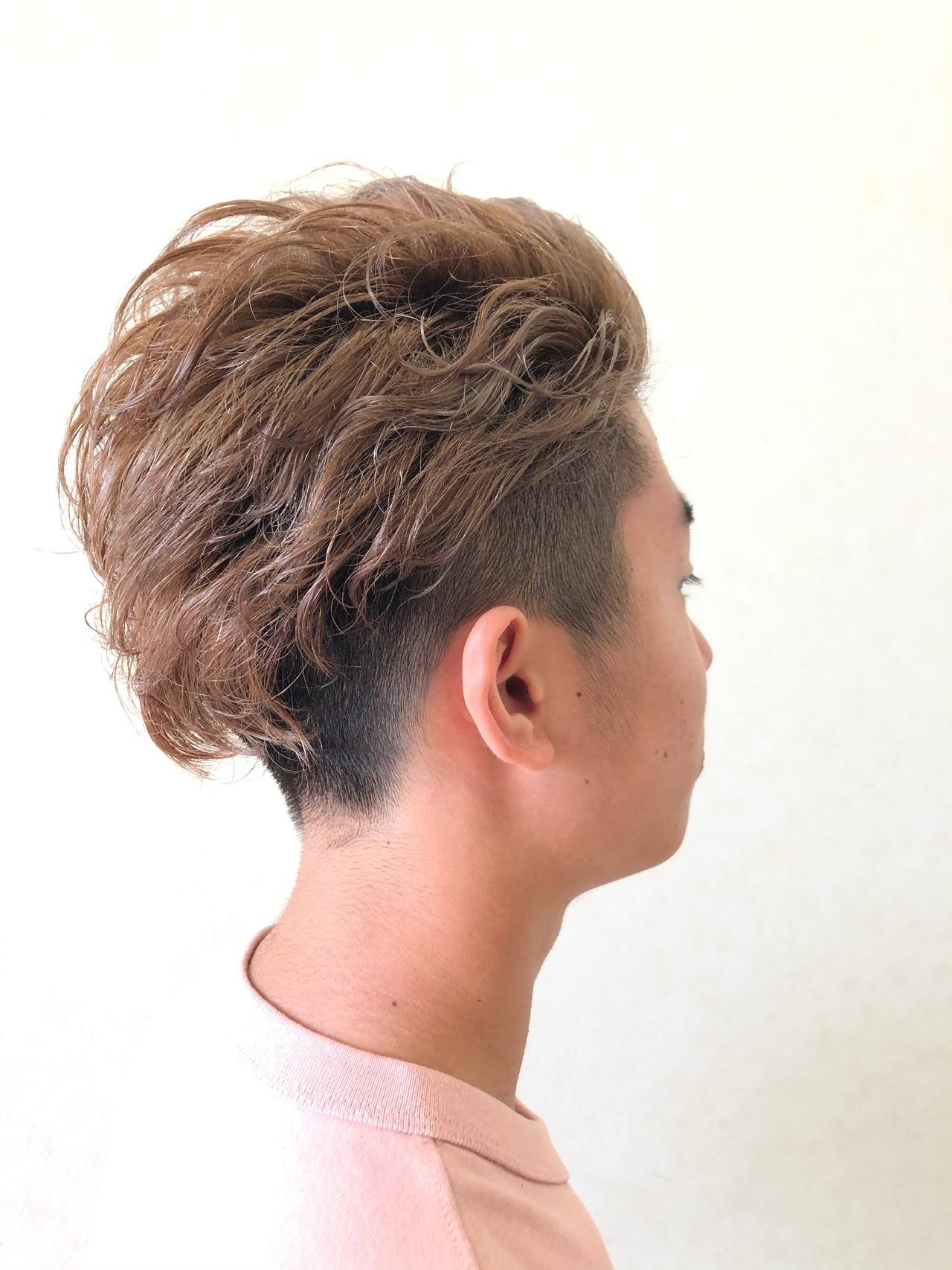 メンズ メンズショート メンズヘア ショート ヘアスタイルや髪型の写真・画像 | ヨシダトモカズ / Wiz