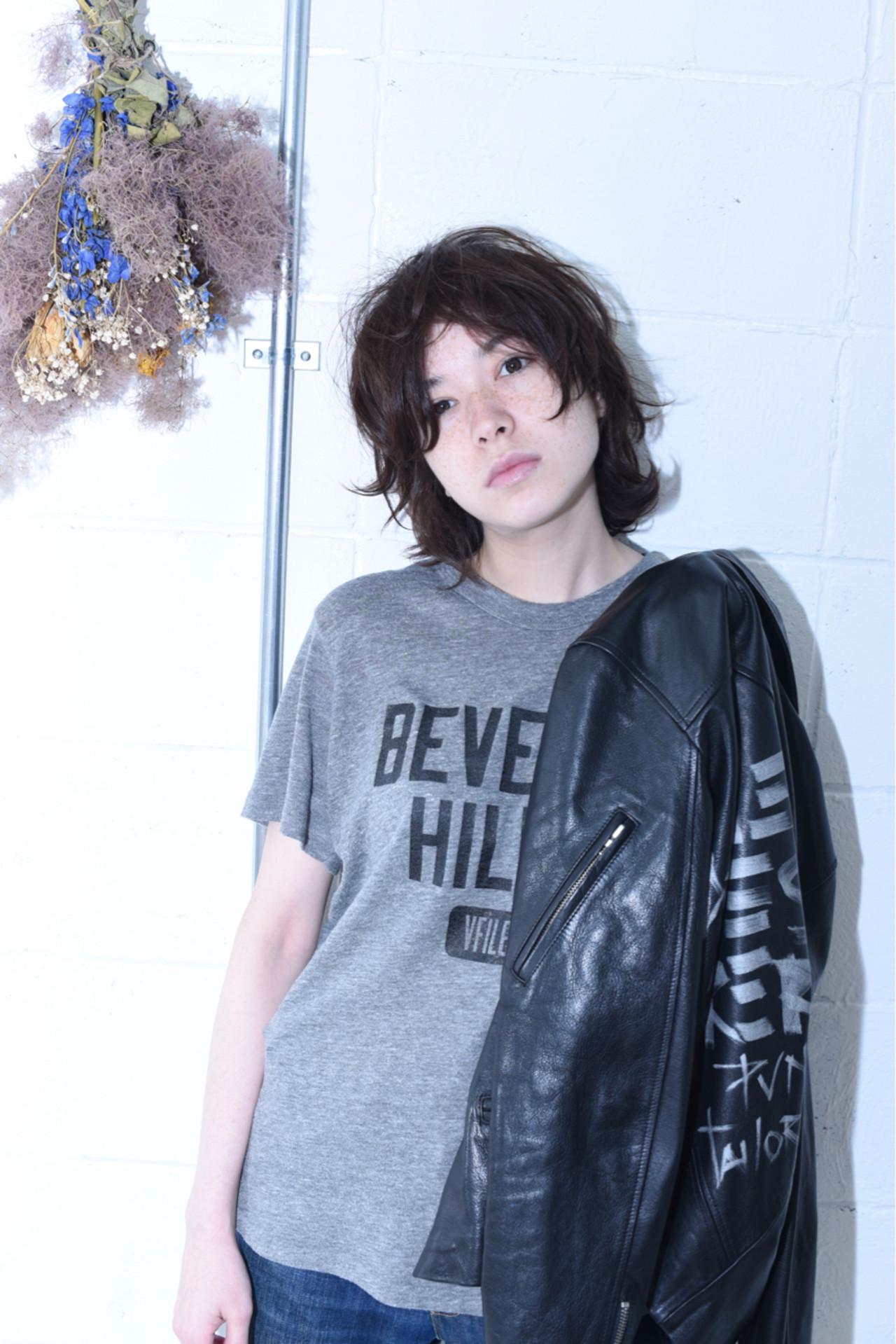 重さと軽さを操るべし。クールでかっこい「ネオロックガール」になりたい・・・! ショウジヤスヒサ / nancy Tokyo