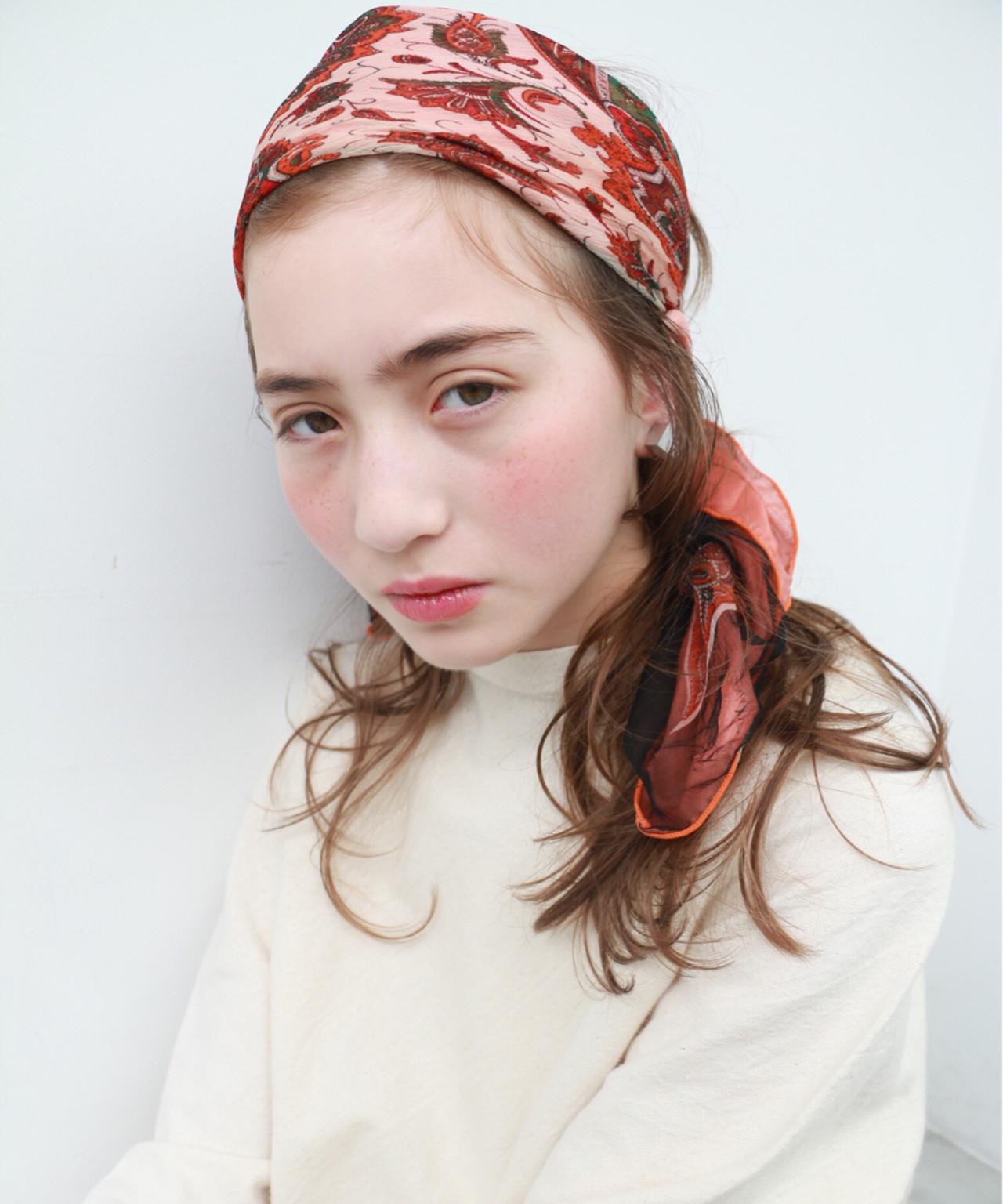 ショート ヘアアレンジ ゆるふわ 外国人風ヘアスタイルや髪型の写真・画像