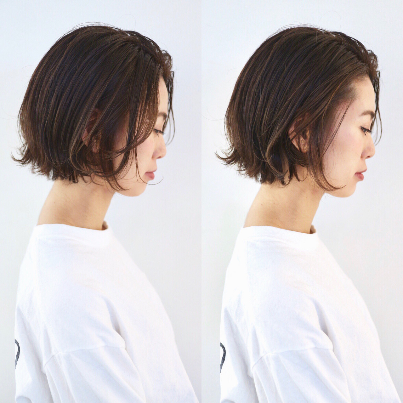 外ハネ かっこいい ストリート 前髪あり ヘアスタイルや髪型の写真・画像 | 三好 佳奈美 / Baco.(バコ)